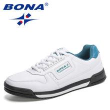 Кроссовки bona мужские спортивные удобная обувь для скейтбординга