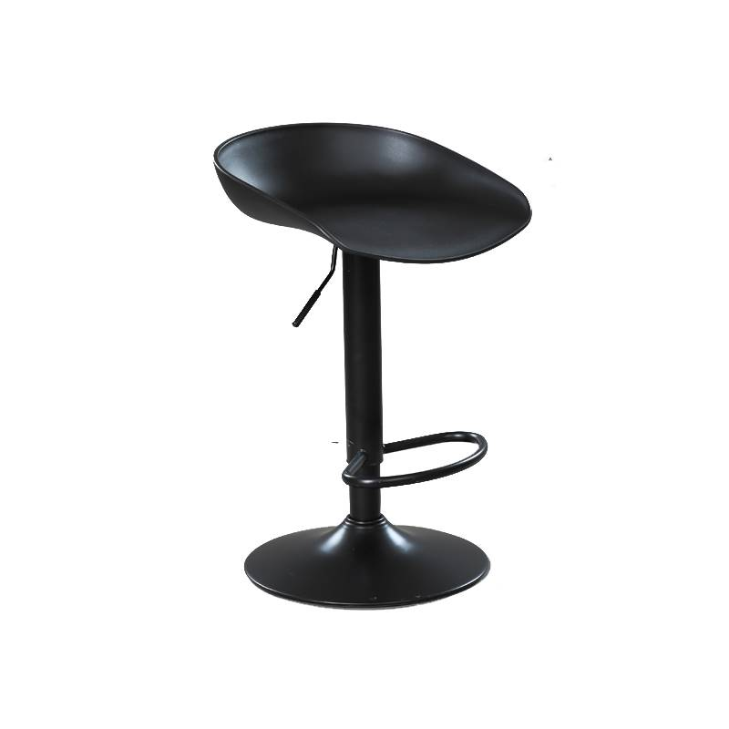 European Fashion Bar Chair Counter Front Mobile Phone Shop Business Hall Cashier Elevator Retro High Stool Mall Chair