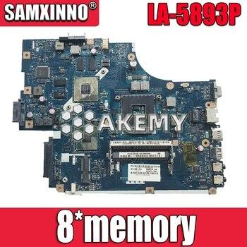 LA-5893P motherboard for Acer 5740 5741 5742 5741G 5742GLA-5891P LA-5894P LA-5893P motherboard 8*video memory