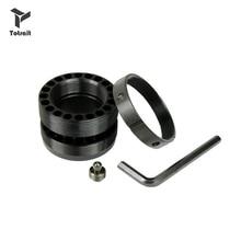 цена на TOtrait Tactical Front End Cap M4 5.56 Barrel Nut Ring Steel Handguard Free Float Quad Rail Handguard for AR Rail System