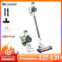 Proscenic P9 Cordless Vacuum Cleaner 15000pa Powerful Suction Led Light Stick Handheld Portable Vacuum 2 in 1