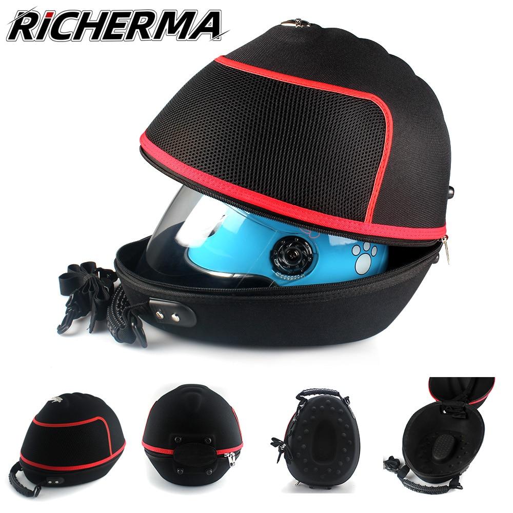 Waterproof Motorcycle Bag Helmet Storage Tool Bag Motorbike Tail Bag Case Autobike Scooters Moto Motos Motor