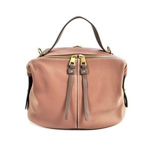 Image 1 - Vento Marea bolsos cruzados para mujer, de diseñador de lujo, bolso de hombro femenino de marca, monederos Retro Hobo de cuero suave, 2019