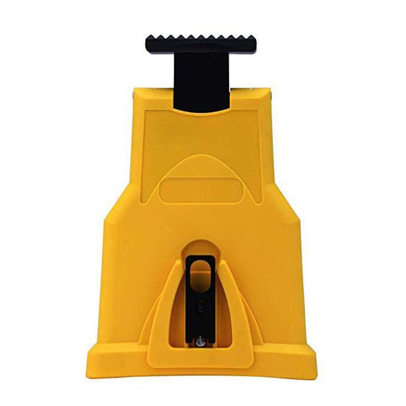 Chainsaw Teeth Sharpener Portable Durable Easy File PowerSharp Bar-Mount Fast Grinding Chainsaw Chain Sharpener Tool