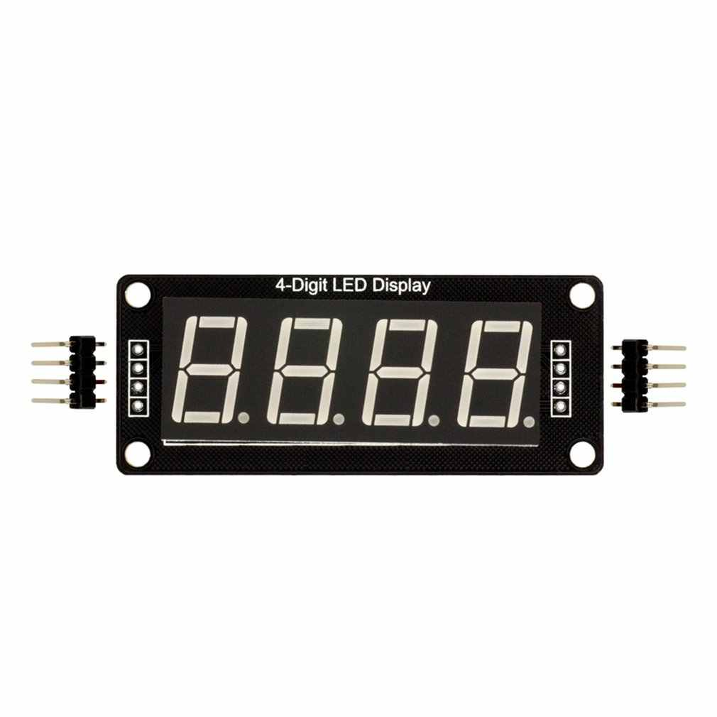 0.56 ''Inch TM1637 4Bit Digitale Led 7Segment Klok Tube Display Voor Arduino