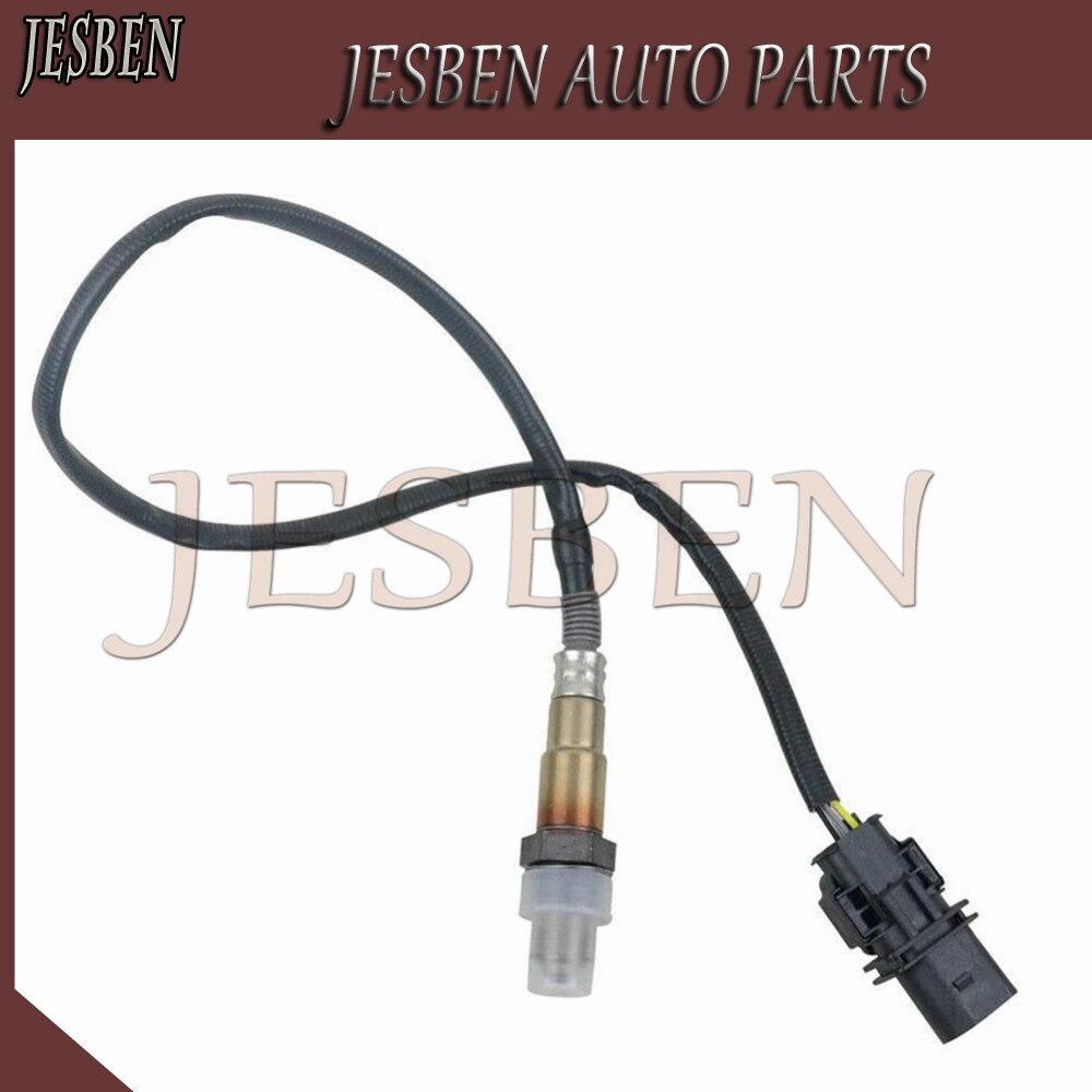 0258017112 1618T9 Front Upper Lambda Probe O2 Oxygen Sensor Fit For Peugeot 207 CC 308 SW 1.6 16V 2006-2018 V7-560-95780