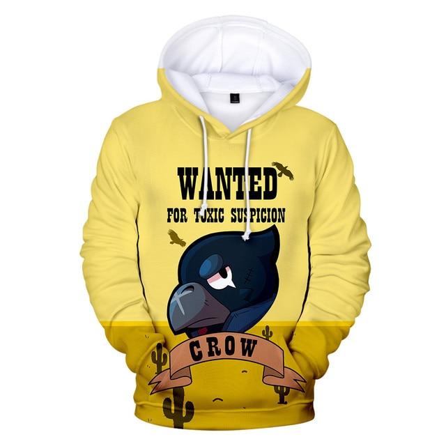 3 To 14 Years Kids Hoodies Shooting Game 3D Printed Hoodie Sweatshirt boys girls Harajuku Cartoon Jacket Tops Teen Clothes 2