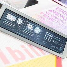 لتقوم بها بنفسك 1920 * 480HD IPS شاشة التحكم في درجة الحرارة عرض ديناميكي سطح المكتب AIDA64 سطوع قابل للتعديل للكمبيوتر التوت بي
