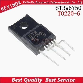 STRW6750F STR-W6750F STR W6750F TO-220 IC 5 sztuk 1 partia darmowa wysyłka tanie i dobre opinie KXDCHIP Nowy Komputer