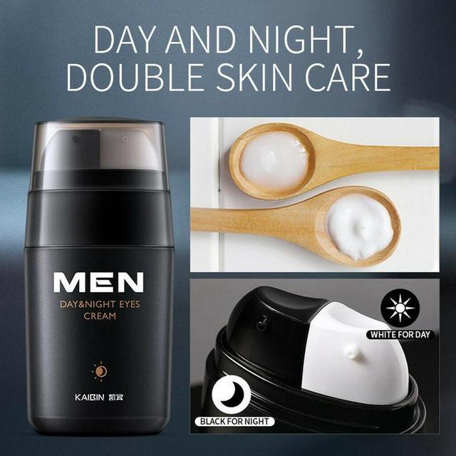 1PC Men Moisturizing Firming Anti Wrinkle Eye Cream Bags Serum Dark Circles Remover Fine Line Eye Cream 3