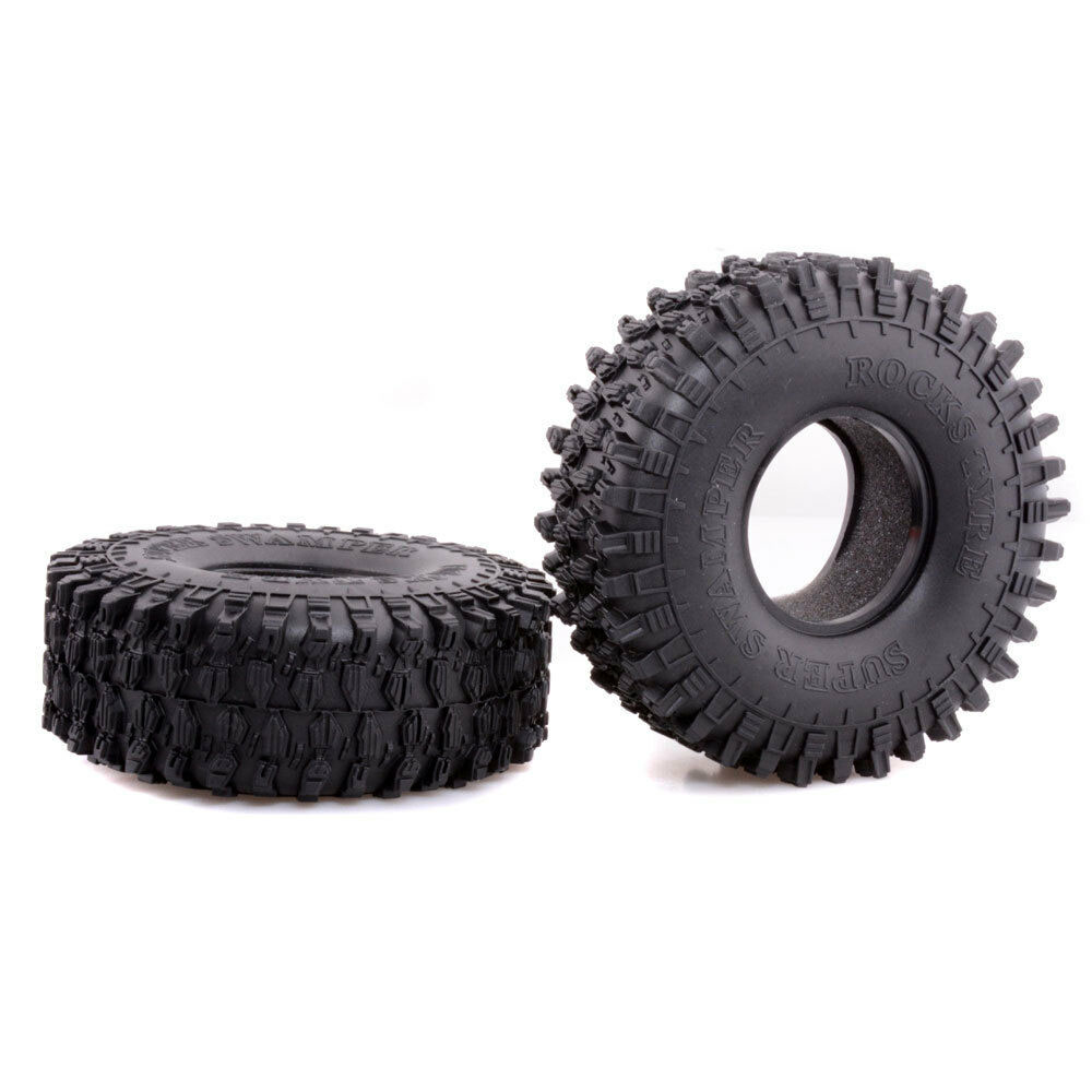 4 pcs set 1 9 inch Austar 4X Climbing Rubber Tires Sponge Fit RC 1 10 Rock Climbing Trucks rubber tires tyres truck accessory in Parts Accessories from Toys Hobbies