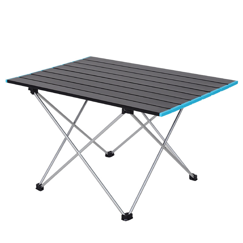 Outdoor Camping Table Portable BBQ Picnic Folding Table Tourist Tables Hiking Foldable Desk Aluminium Fishing Camping Furniture