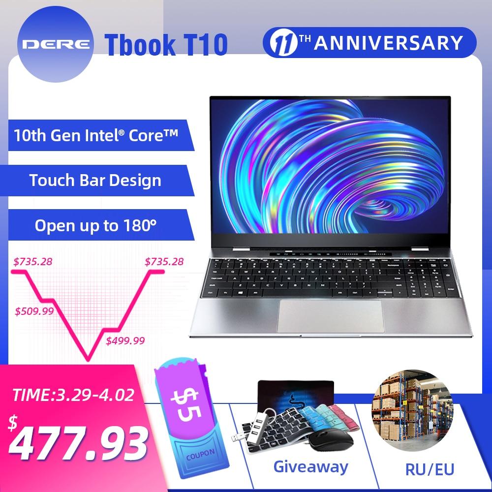 Dere TBook T10 15.6