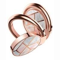 Soporte de anillo para dedo para teléfono, Universal, con rotación de 360 grados, I-BLASON abatible de 180 grados, Coche magnético