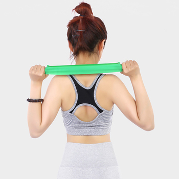 Elastic Fitness Bands Resistance Bands for Bodybuilding Fitness Exercise Gym Sport Strength Training Pilates Workout Equipment 3