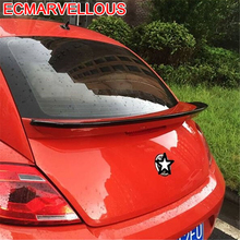 Automovil Decorative Upgraded protector Auto Accessory Automobiles Wing Modification Mouldings Spoilers FOR Volkswagen Beetle