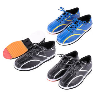 Bowling-Shoes Right/left-Hand 38-46 Breathable Men with Skidproof-Sole Sneakers Training