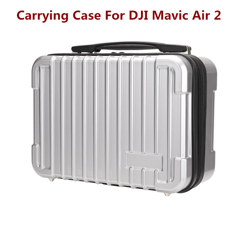For DJI Mavic Air 2 Drone Hard Shell Portable Travel Bag Carrying Case Parts Accessories Waterproof Storage Bag Large Capacity