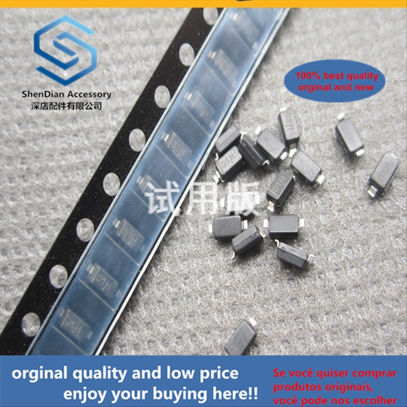 50pcs 100% Orginal New Best Quality MMSZ5226B Silkscreen G1 SOD-123 SMD Diode Zener 3V3