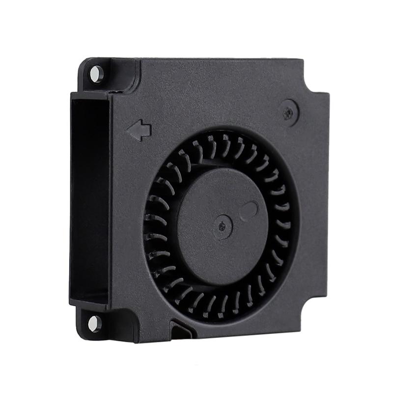 2PCS Gdstime 40mm 3D Printer Fan 12V 24V 5V 4010 Blower Printer Cooling Accessories  DC Turbo Blower Fan Radial Fans 40x40x10mm 3