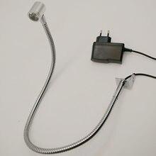 110v 220v 1 Вт с разъемом светодиодный светильник для швейной