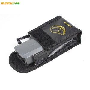 Image 3 - 3Pcs Voor Dji Mavic Pro Lipo Batterij Explosieveilige Veilige Tas Voor Dji Mavic Pro Batterij Brandwerende Opslag doos Bescherming Case