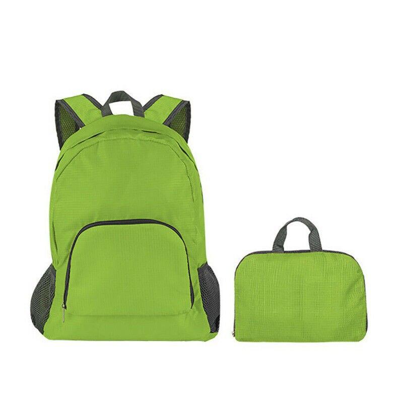 US Women Men Backpack Travel Satchel Rucksack Laptop Shoulder School Bag Handbag