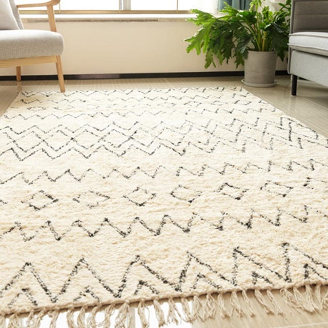 Handmade Bohemian Carpet