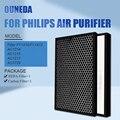 Фильтр HEPA FY1413/40 Active Carbon & FY1410/40, сменный очиститель воздуха Philips серии 1000 1000i AC1214 AC1215 AC1217 AC2729