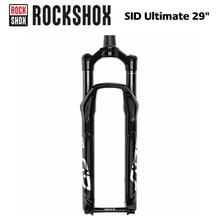 2020 RockShox SID Ultimate Charger 2 RLC Debon Air 27.5 / 29 Fork   100mm   42mm Offset   Tapered   15x110mm Boost   gloss black