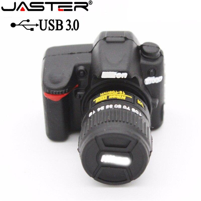 JSATER USB 3.0 New Camera Usb Flash Drive Pen Drive 4GB 8GB 16GB 32GB 64GB USB Memory Stick Thumb Pendrive Pen Stick Disk