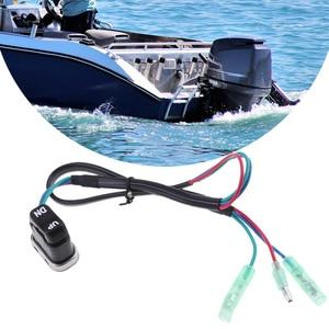 Image 3 - Assemblage de garniture et interrupteur dinclinaison de bateau