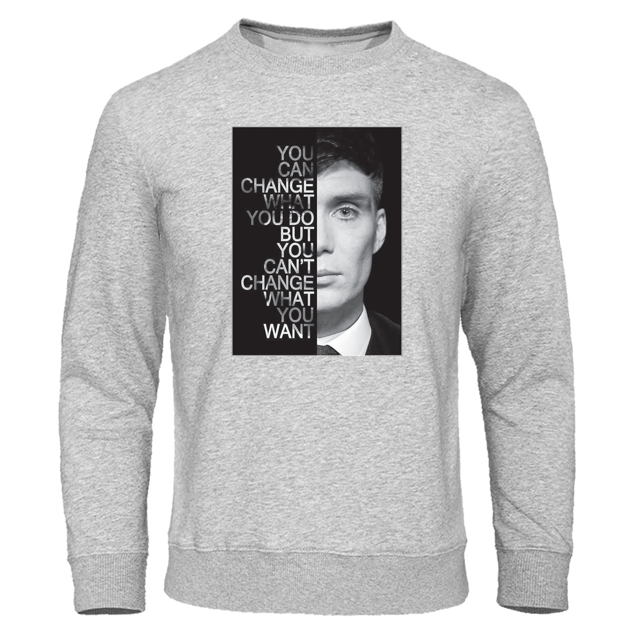Peaky Blinders TV Show Sweatshirt Men Printed Funny Sweatshirts Mens Gangster Family Streetwear Hip Hop Autumn Winter Clothes