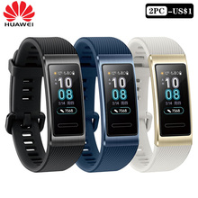 Huawei Band 3 Pro Band 3 Smart Bracelet band 3 0.95 inch Tracker Swimming Waterproof Bluetooth Fitness Tracker Touch Screen