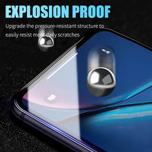 Ceramics Soft Tempered Glass for Xiaomi Mi Redmi Note 9s 8 8T 7 6 Pro Max 8 8A 7A 6A 9T K20 Pro 9 Lite A3 CC9e Screen Protector