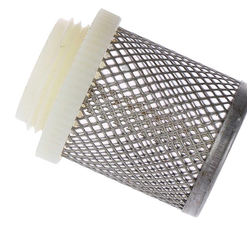 Check Valve Filter 1/2 Inch, 3/4 Inch, 1 Inci Benang Pria Stainless Steel Filter untuk Fitting Kran