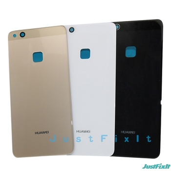 For huawei P10 Lite/Nova Lite glass Cover for Huawei p10lite Back Battery Cover Housing Replacement