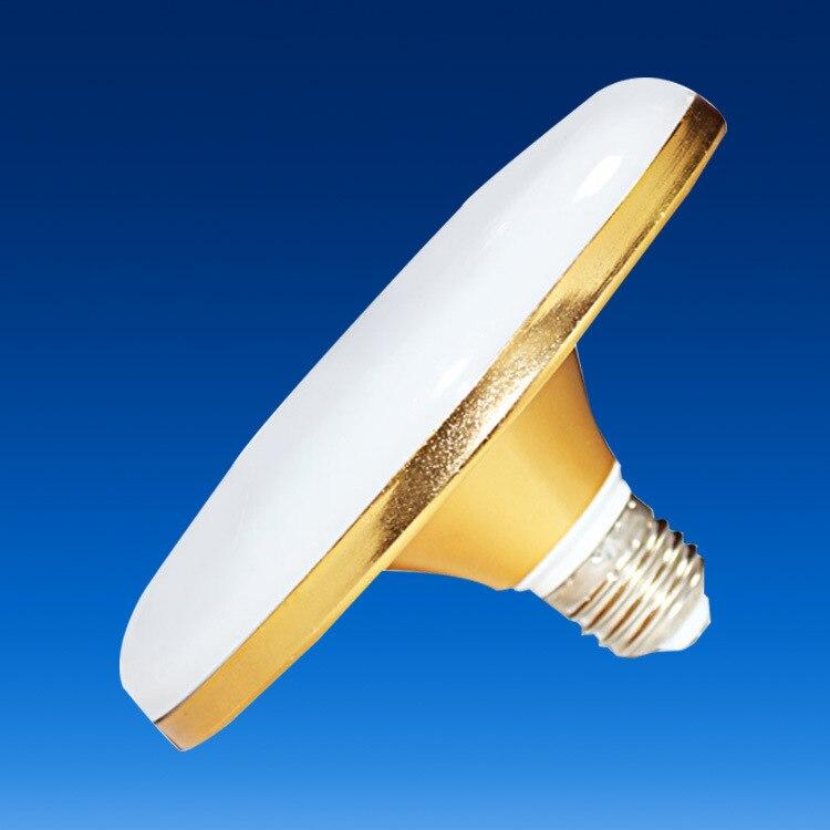 Three Proof LED Bulb Lamp 12w18w 24W 36W Aluminum Alloy Flying Saucer Lamp 36w220 Energy Saving LED Lamp