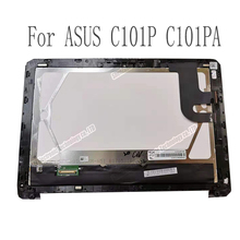 Genuine NEW For ASUS C101p C101PA 10.1 inch tablet lcd displ