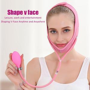 V Shape Thin Face Lift Massage