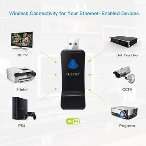 Image 2 - Dla Panasonic Viera Smart TV bezprzewodowy Adapter USB Wi fi TY WL20U Lan alternatywa