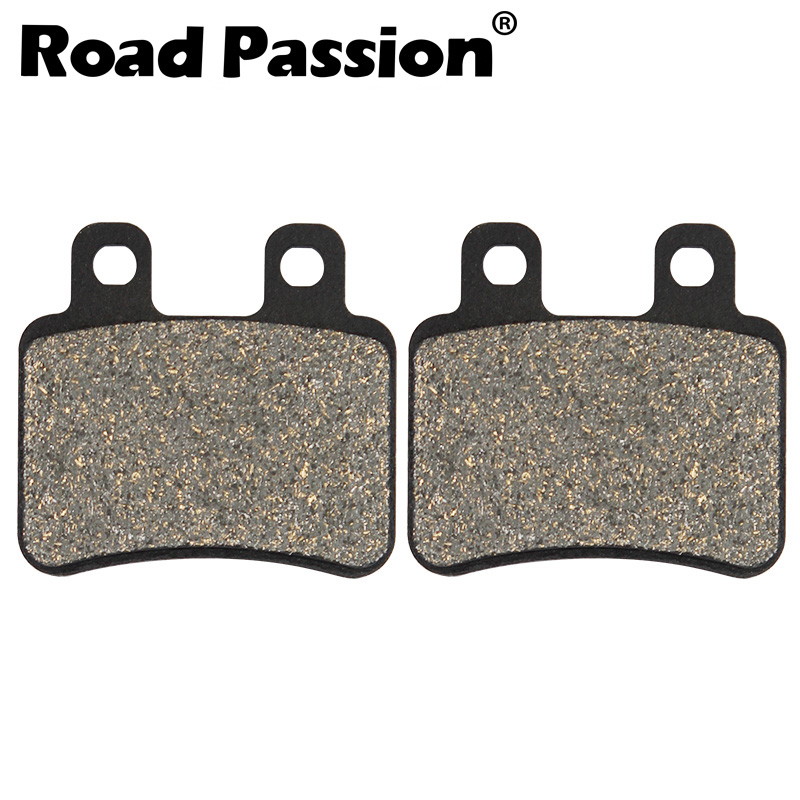 Road Passion Bremsbel/äge Hinten f/ür Yamaha XJ 600 S//N/Diversion 1992-2003 XJR 400 1993-1999 RD 350 F//F2//N//R 1985-1995 RD 500 LC 1984-1986