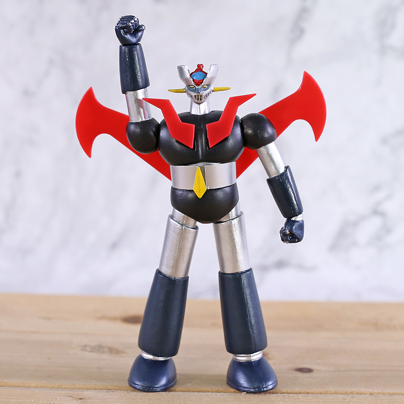 <font><b>Mazinger</b></font> <font><b>Z</b></font> Joints Movable Action <font><b>Figure</b></font> Collectible Model Toy image