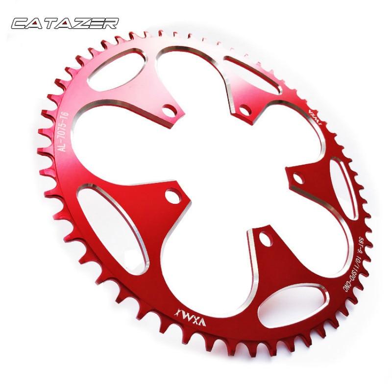 110BCD Crank Chainwheel 50T 52T 54T 56T Positive Negative Bicycle