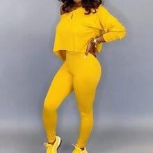 Conjunto feminino vermelho preto amarelo 2 pcs sweatsuit algodão verão pulôver ternos feminino outfit duas peças fatos de treino