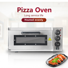 Baking Oven Timer ITOP Commercial Electric Professional Cake/Bread/pizza with 2KW Single-Layer