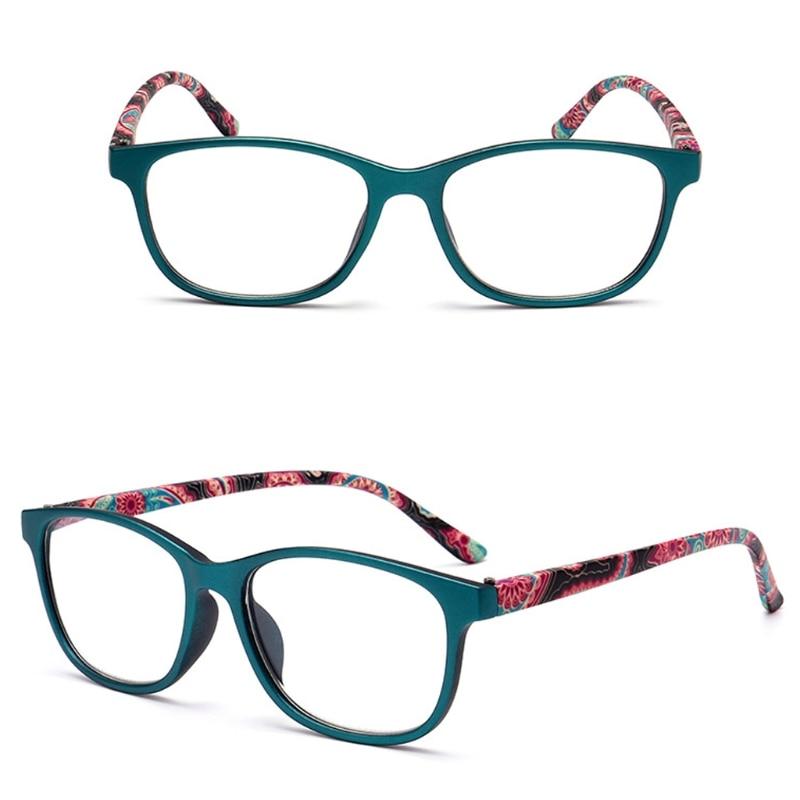 Flower Reading Glasses Presbyopia Eyeglasses 1.0 1.5 2.0 2.5 3.0 3.5 4.0 Diopter