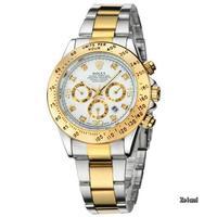 rolex- Luxury Brand quartz women Watches Quartz Watch Stainless Steel Strap wristwatch classic business dress men watch