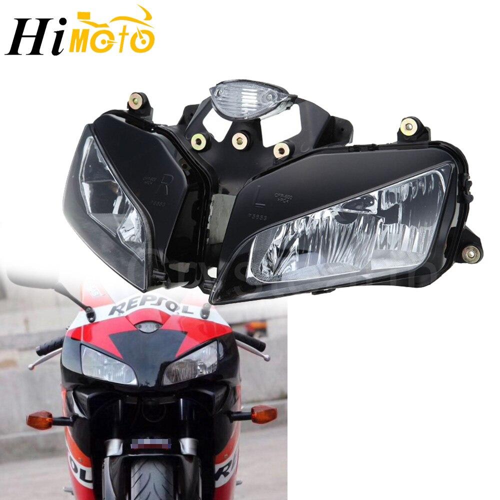 Motorcycle Front Headlight For Honda CBR600RR F5 2003 2004 2005 2006 CBR 600RR 600 RR 03-06 Headlamp Lighting Lamp Assembly Kit