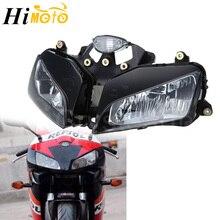 Anteriore del motociclo Faro Per Honda 600RR CBR600RR F5 2003 2004 2005 2006 CBR 600 RR 03-06 lampada di Illuminazione Faro lampada Kit di Montaggio